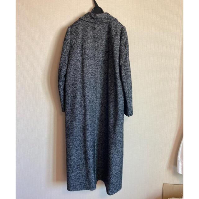 snidel(スナイデル)のスナイデルロングチェスターコート新品未使用 レディースのジャケット/アウター(ロングコート)の商品写真
