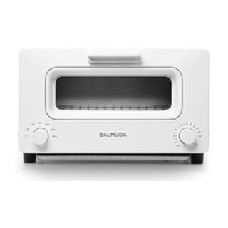 バルミューダ(BALMUDA)のBALMUDA The Toaster K01E-WS ホワイト(調理機器)