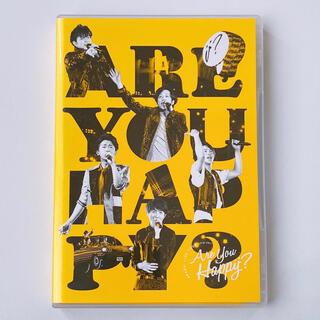 嵐 - 嵐 LIVE Are You Happy? 通常盤 DVD 美品 大野智 櫻井翔