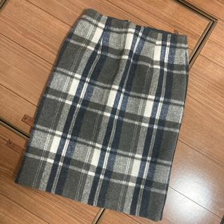 Rope' Picnic - ロペピクニック ビッグチェックアイラインスカート