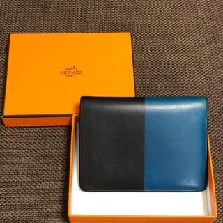 エルメス(Hermes)のエルメス マンハッタンミディアムデュオ(折り財布)