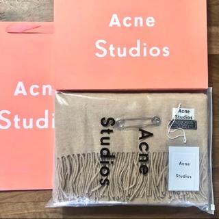 ACNE - 旧タグ acne studios アクネストゥディオス ストール マフラー