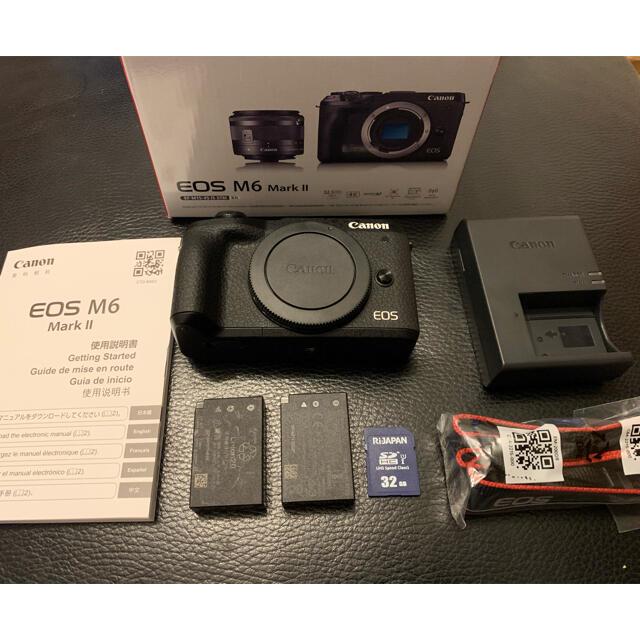 Canon(キヤノン)のトミ蔵様専用 スマホ/家電/カメラのカメラ(ミラーレス一眼)の商品写真