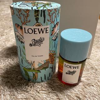 ロエベ(LOEWE)のてぃこ様専用 LOEWE 香水 パウラズ イビザ オードゥ トワレ 50mL(ユニセックス)