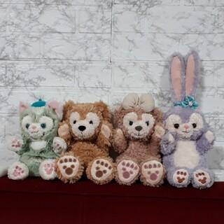 ステラ・ルー - ダッフィー&フレンズ パペットセット♡ジェラトーニ ステラルー シェリーメイ