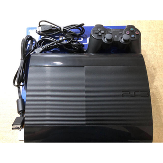PlayStation3 - SONY PlayStation3 本体 CECH-4300C 美品箱取説付き