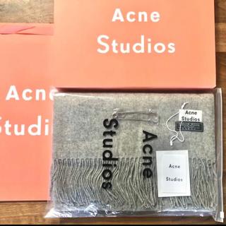 ACNE - 旧タグ acne studios アクネ ストゥディオス ストール マフラー