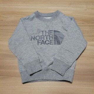 THE NORTH FACE - THE NORTH FACE キッズロゴトレーナー