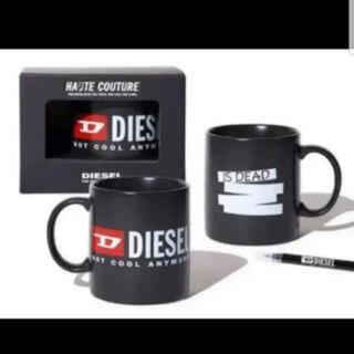ディーゼル(DIESEL)の【未使用】Diesel マグカップ(グラス/カップ)