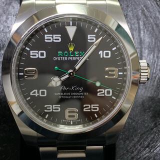 ROLEX - 超美品 2018/12製Rolex116600エアキング