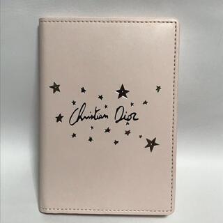 Dior - 未使用 ディオール パスポートケース ピンク カバー 手帳カバー