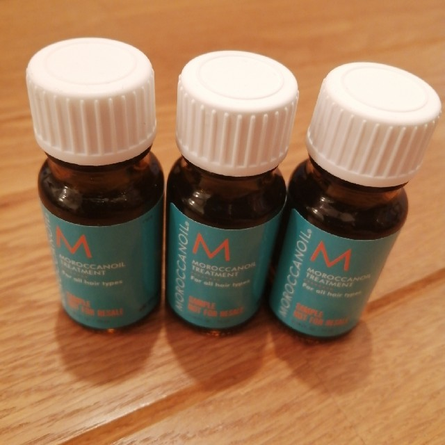Moroccan oil(モロッカンオイル)のモロッカンオイル10ml 3本セット コスメ/美容のヘアケア/スタイリング(オイル/美容液)の商品写真