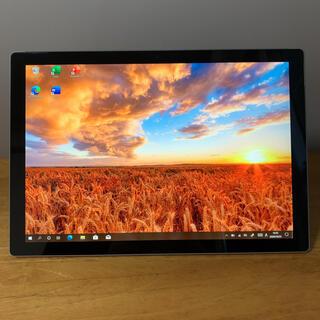 マイクロソフト(Microsoft)のsurface Pro i5-7300u office2019 4G/SSD(ノートPC)