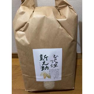 新潟産 新之助 白米 10kg 精米 令和2年産 南魚沼 お米