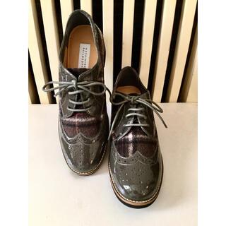 マッキントッシュフィロソフィー(MACKINTOSH PHILOSOPHY)のマッキントッシュ の紐靴  新品(ローファー/革靴)