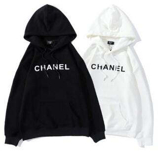 CHANEL - CHANEL 2907 トレーナー/男女兼用/プリント 2枚15000円