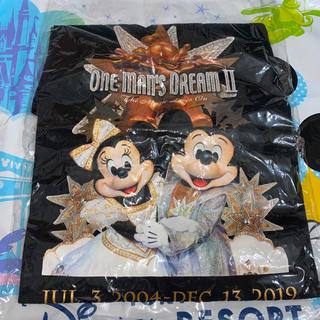 Disney - ディズニー ワンマンズドリームii tシャツ