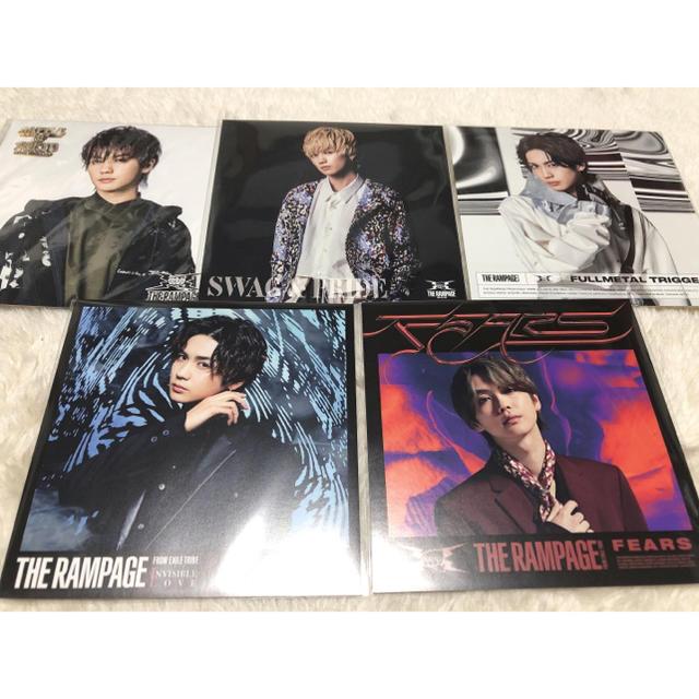 THE RAMPAGE(ザランページ)の吉野北人 アザージャケット エンタメ/ホビーのタレントグッズ(ミュージシャン)の商品写真