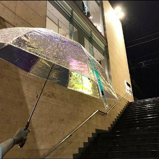 BEAUTY&YOUTH UNITED ARROWS(ビューティアンドユースユナイテッドアローズ)のH BEAUTY&YOUTH AURORA UMBRELLA オーロラ レディースのファッション小物(傘)の商品写真