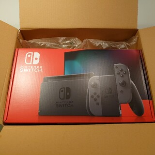 Nintendo Switch - 任天堂 (新モデル)Nintendo Switch 本体グレー