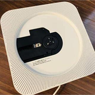 MUJI (無印良品) - [新品・保証1年付]無印良品 壁掛式CDプレーヤー CPD-4