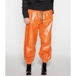 SHAREEF - SHAREEF ZIP-SLIT PANTS