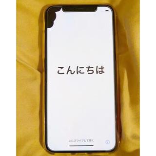 アイフォーン(iPhone)のiPhone X 256GB SIMフリー(スマートフォン本体)