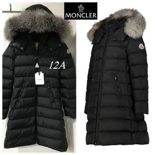 MONCLER - 在庫1点のみ【購入証明書付】今季モンクレール ◆アベル◆黒 abelle 12A
