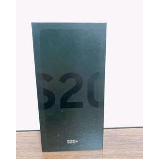 Galaxy - 新品未開封 Samsung Galaxy S20+ 4G SM-G985F
