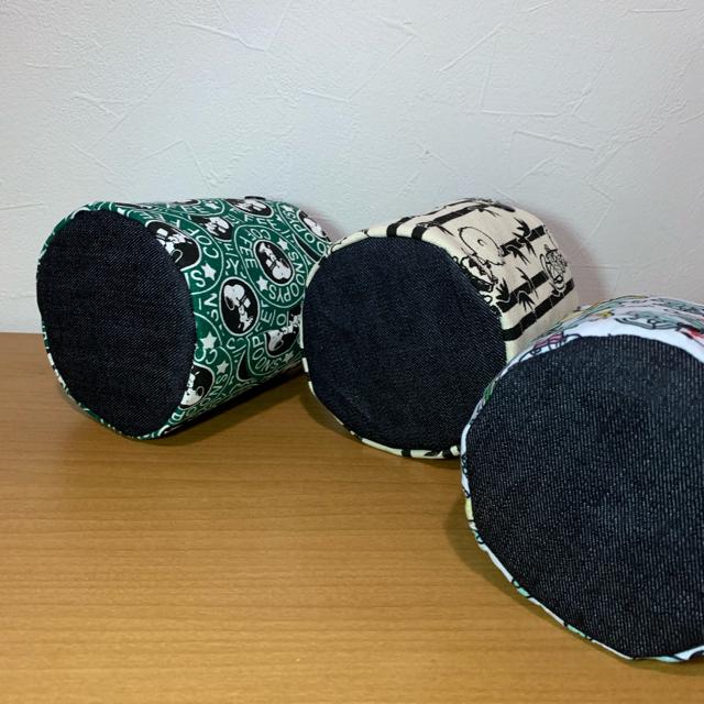 スヌーピー 小物入れ ハンドメイド ハンドメイドのインテリア/家具(インテリア雑貨)の商品写真