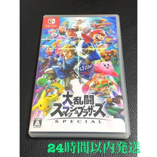 Nintendo Switch - Switchソフト 大乱闘スマッシュブラザーズ SPECIAL 任天堂 スイッチ