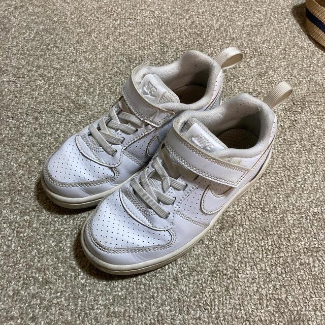 NIKE(ナイキ)のナイキ NIKE 17センチ キッズ/ベビー/マタニティのキッズ靴/シューズ(15cm~)(スニーカー)の商品写真