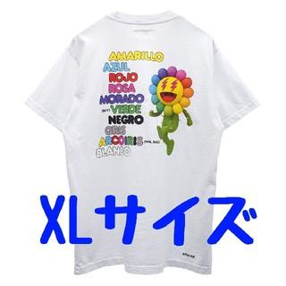 J Balvin × 村上隆  人気コラボTシャツ(Tシャツ/カットソー(半袖/袖なし))