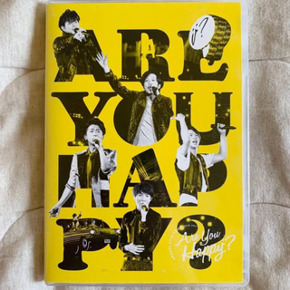 嵐 - 嵐/LIVE  Are You Happy? DVD   特典DISC付き