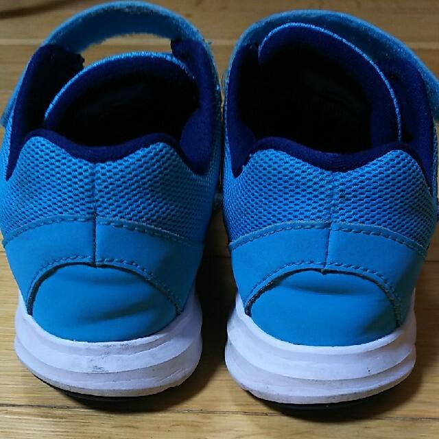 NIKE(ナイキ)の【NIKE】スニーカー19㎝ キッズ/ベビー/マタニティのキッズ靴/シューズ(15cm~)(スニーカー)の商品写真