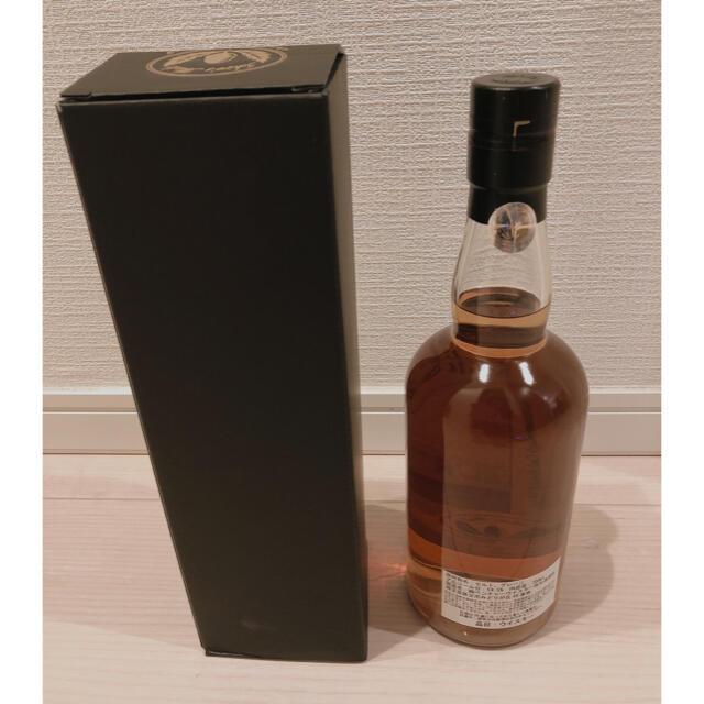 イチローズモルト #7169 ラビューブルーリボン賞記念ボトル秩父 食品/飲料/酒の酒(ウイスキー)の商品写真