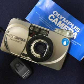 OLYMPUS - OLYMPUS μZOOM130 /ミューズーム130 フィルムカメラ