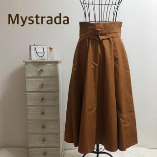 マイストラーダ(Mystrada)のMystrada★マイストラーダ★フレアスカート(ひざ丈スカート)
