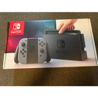 Nintendo Switch - Nintendo Switch JOYーCON グレー本体 旧モデル