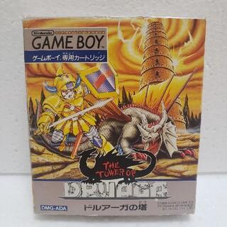 ゲームボーイ(ゲームボーイ)のドルアーガの塔 ゲームボーイ版(家庭用ゲームソフト)