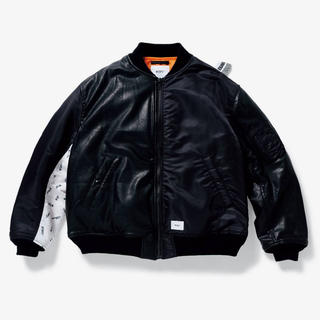 W)taps - WTAPS NEIGHBORHOOD W1 VE JACKET MA1