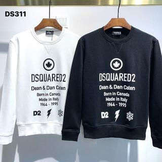 DSQUARED2 - COOL GUY DSQUARED2 長袖ジャージ DS311
