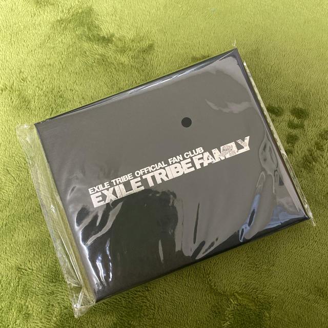 EXILE TRIBE(エグザイル トライブ)のEXILE 継続特典 パスケース エンタメ/ホビーのタレントグッズ(ミュージシャン)の商品写真