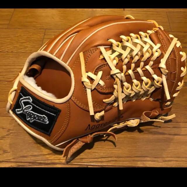 軟式グローブ スポーツ/アウトドアの野球(グローブ)の商品写真