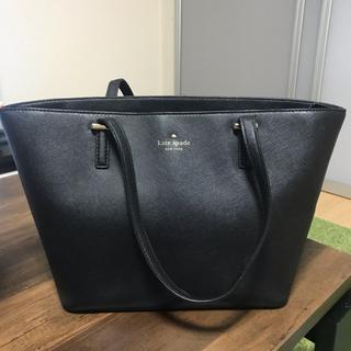 kate spade new york - ケイトスペード 黒トートバッグ