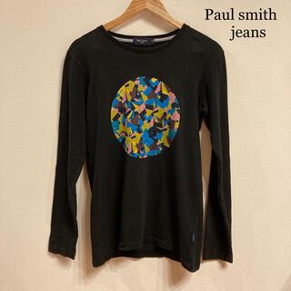 ポールスミス(Paul Smith)の【複数割】ポールスミスジーンズ PaulSmithJeans 長袖カットソー S(Tシャツ/カットソー(七分/長袖))