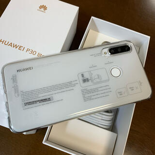 ANDROID - HUAWEI P30 lite SIMフリー