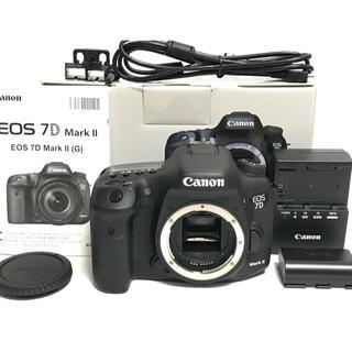 Canon - 【ショット数8692回】CANON EOS 7D Mark II #3057