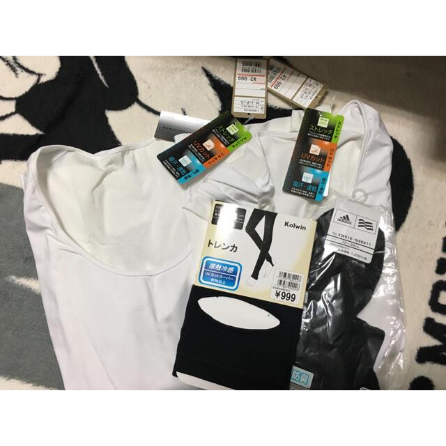 adidas(アディダス)の新品♡ゴルフウエア ドットワンピース スポーツ/アウトドアのゴルフ(ウエア)の商品写真