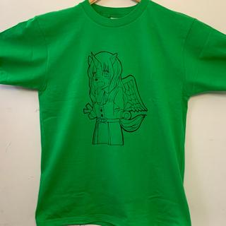 もか生誕Tシャツ グリーン XLサイズ(Tシャツ/カットソー(半袖/袖なし))